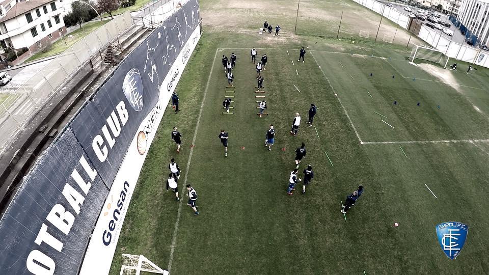 Football Drone, il drone che sta rivoluzionando la SERIE A